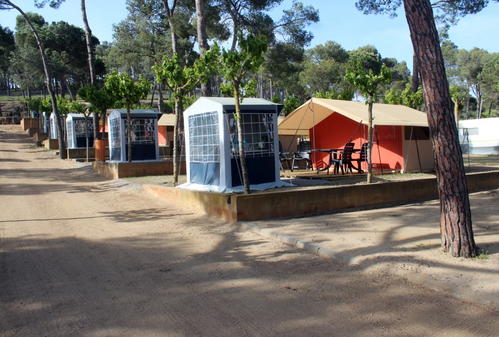 Extra rental options - You can rent almost everything at HolidayTent