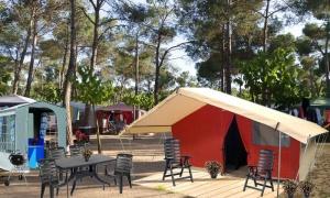 Rent a safaritent in Spain