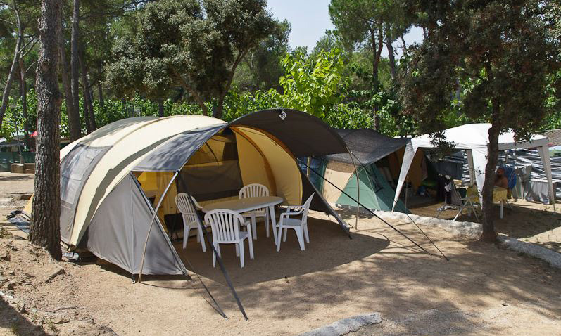 Rent a Tunnel Tent Costa Brava