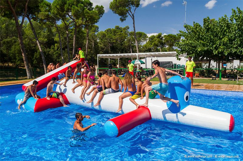 Camping Costa Brava with swimming pool
